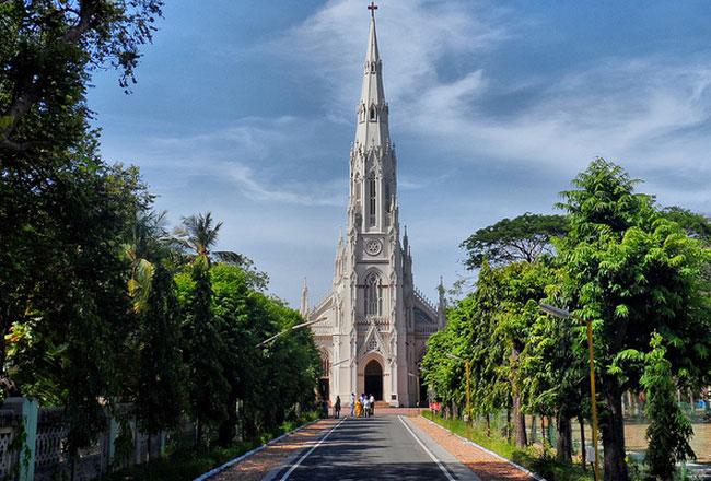Christ the king church chennai