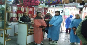 Shopping in badrinath