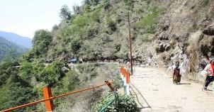 Gaurikund temple treks