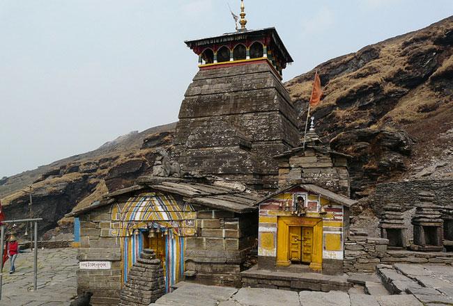 Temples in uttaranchal