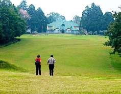 Golf Courses in Shillong