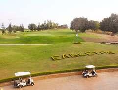 Golfing in Bangalore