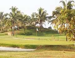 Golfing in Goa