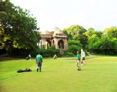 Golf Courses in North India