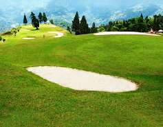 Golf courses in South India