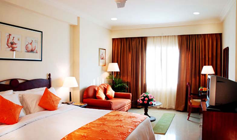 Deluxe Rooms in Fortune Murali Park
