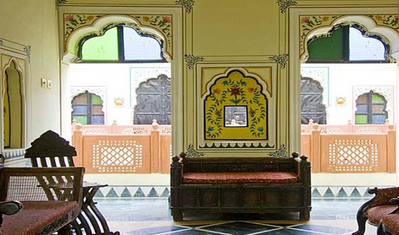 guest room4 in Chokhi Dhani Hotel, Jaipur