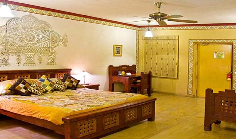 Royal Cottage in Chokhi Dhani Hotel, Jaipur
