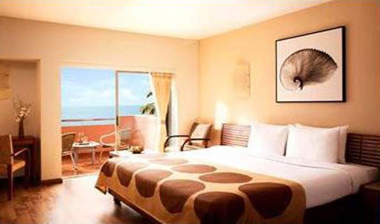 Standard Rooms in Cidade De Goa Resort