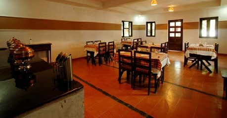 Dining in Hotel Resort Corbett County