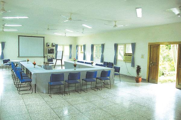 Meeting Room in Corbett Ramganga Resort
