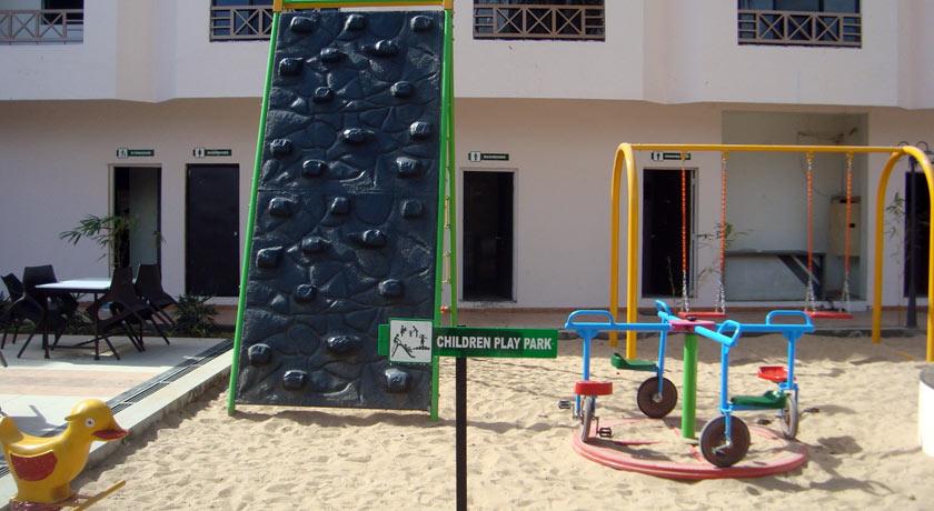 Hotel A S Club - Children-Park