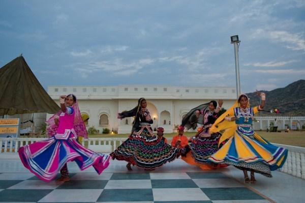 pushkar dance