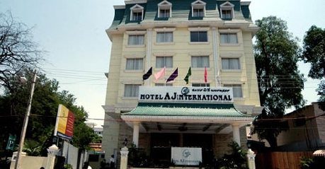 A J International Hotel