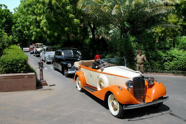 Vintage Cars Fleet, Jodhpur