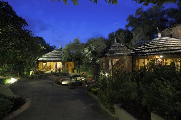 The Ajit Bhawan Resort