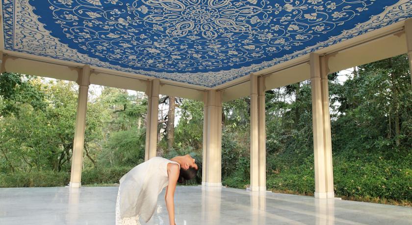 Yoga5 in Ananda