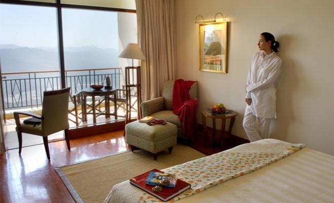 The Viceregal Suite in Ananda