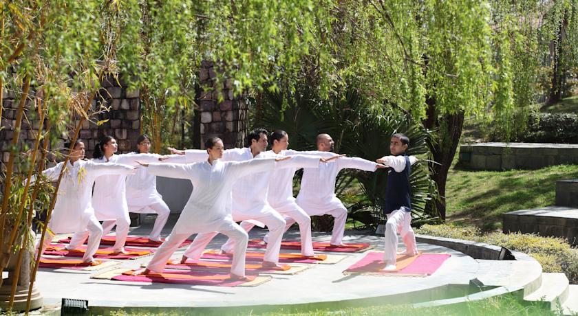 Yoga2 in Ananda