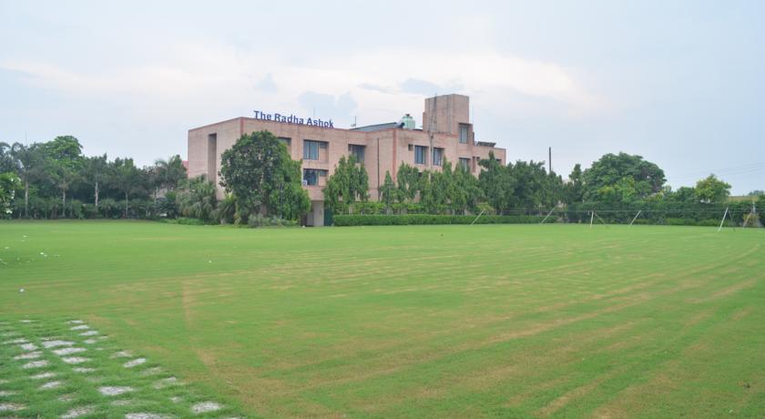 Hotel Radha Ashok Mathura2