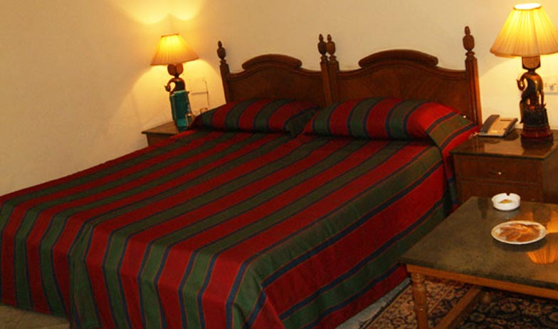 Bedroom2 in Hotel Bharatpur Ashok