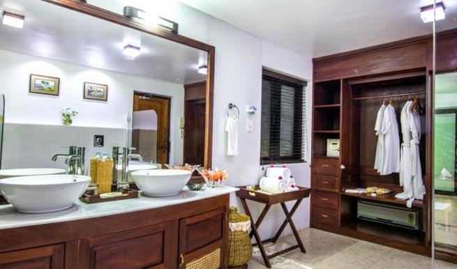 Spa Bathtub Spa in Carnoustie Ayurveda Wellness2