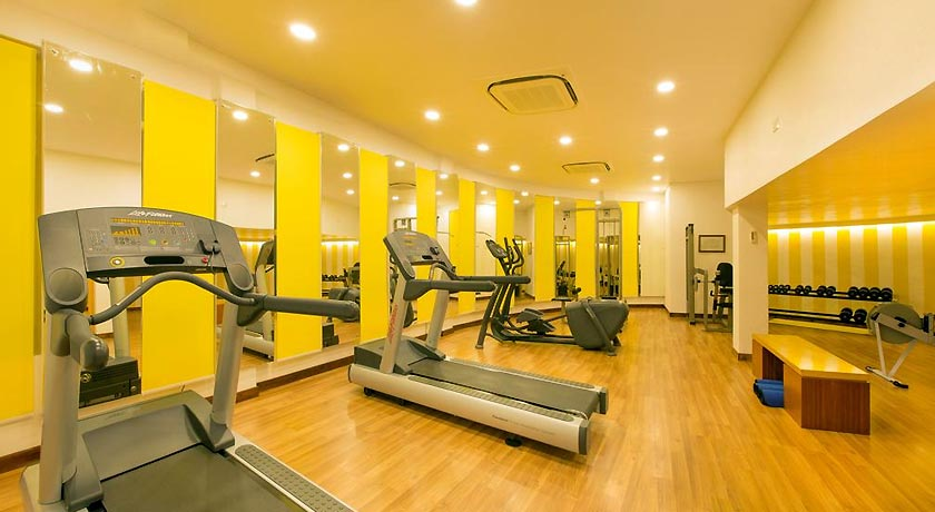 gym in Casino Hotel