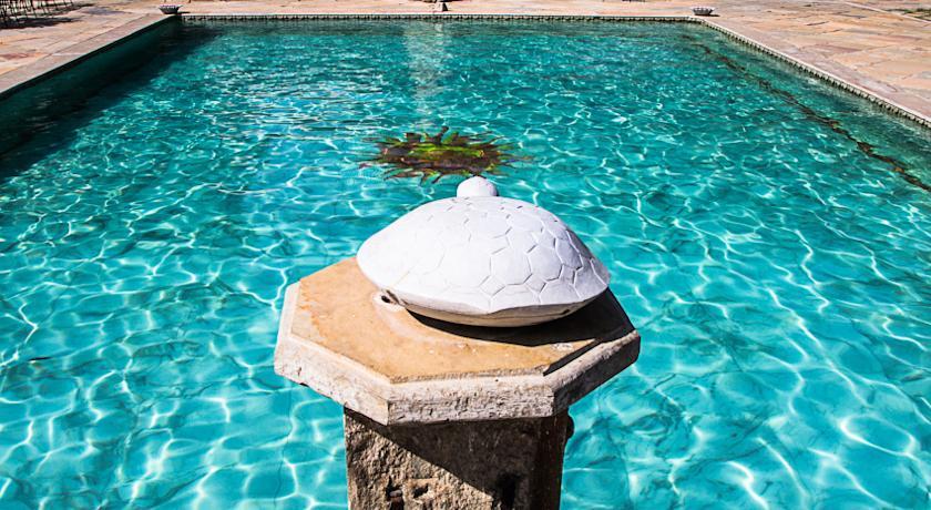 Swimming Pool in Castle Bijaipur