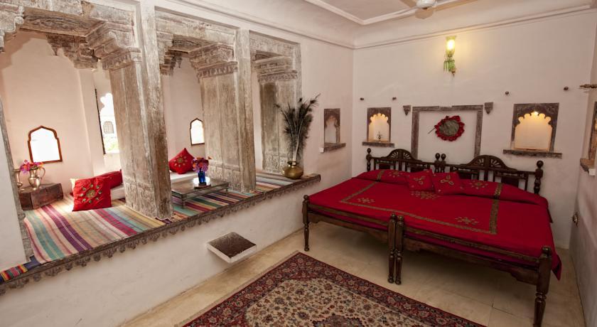 Heritage Deluxe Room in Castle Bijaipur