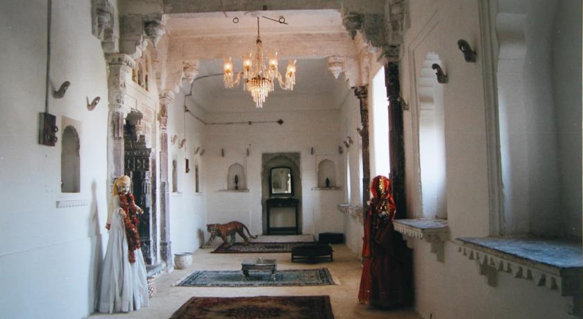 Gest room in Castle Bijaipur