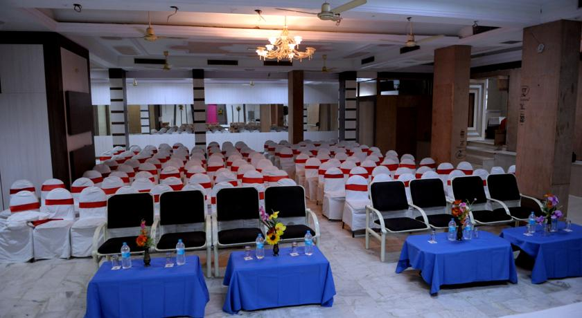 meeting room in Chandra Inn