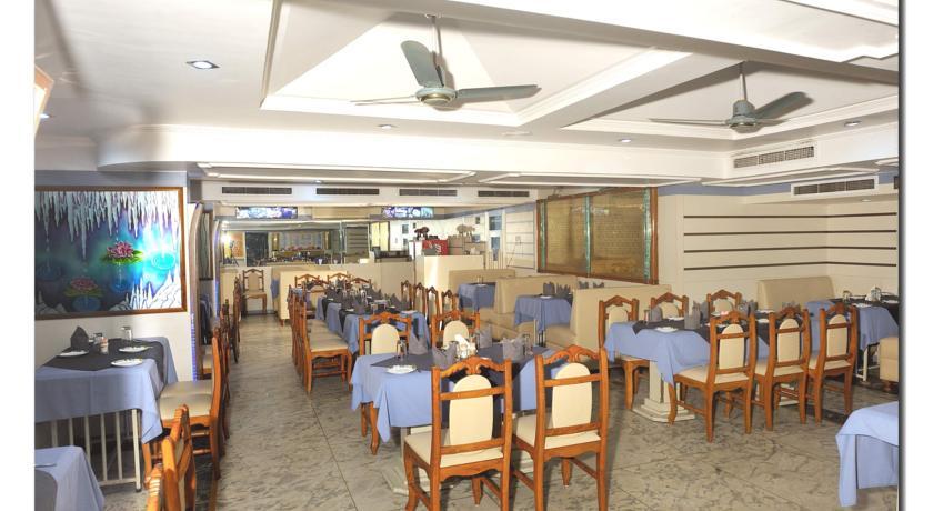 Dining in Chandra Inn