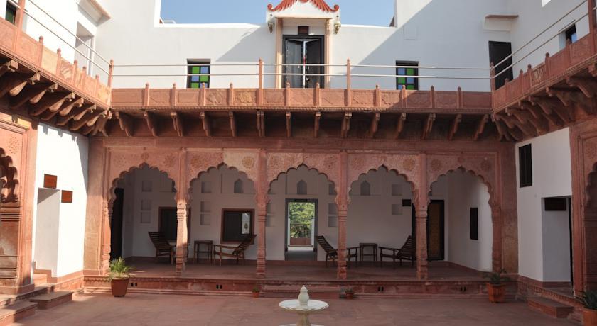 Resort in Chandra Mahal Haveli
