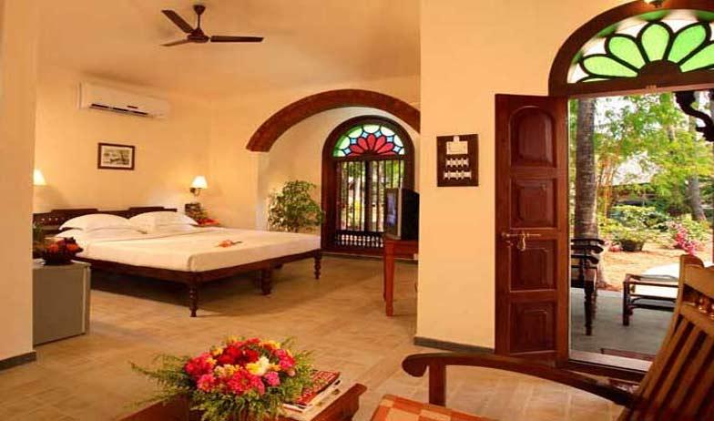 Pool Villas in Cherai Beach Resort Cherai
