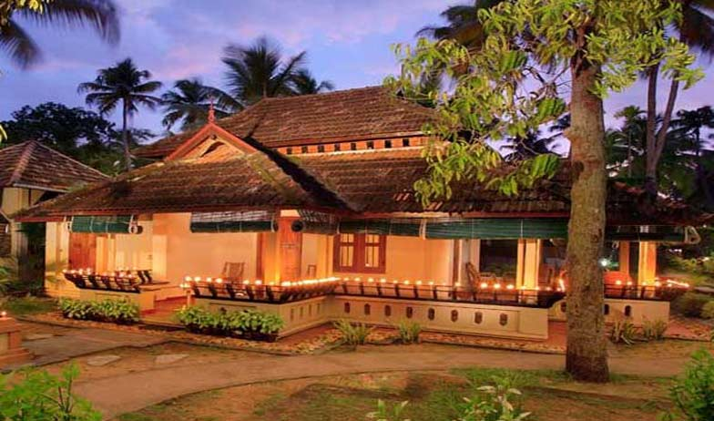 Four Bedded Villas in Cherai Beach Resort Cherai