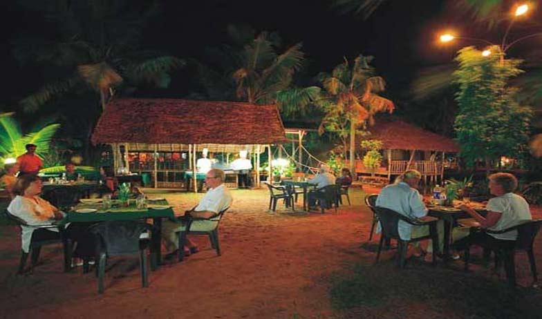 Dining in Cherai Beach Resort Cherai