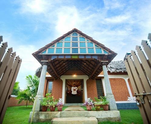 Resort in Hotel Chettinadu Court2