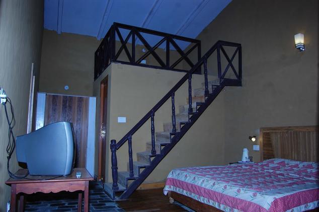 Deluxe Cottages in Hotel Chevron Mountain Villa, Kausani
