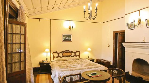 Deluxe Rooms in Chevron Rosemount Ranikhet
