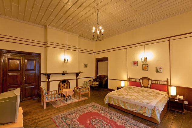 Deluxe Rooms2 in Chevron Rosemount Ranikhet