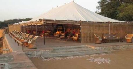 Chhatrasagar Tent, Pali2