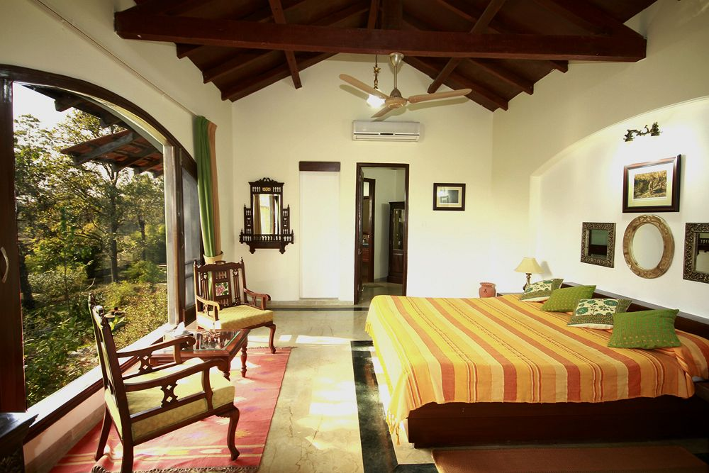 Deluxe Room in Chitvan Jungle Lodge