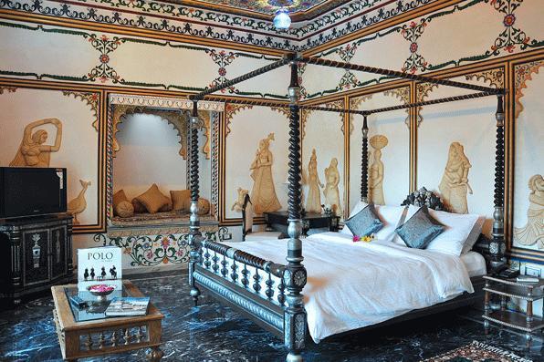 Deluxe in Chunda Palace Udaipur