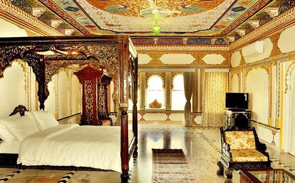 Grand Historic Suites in Chunda Palace Udaipur