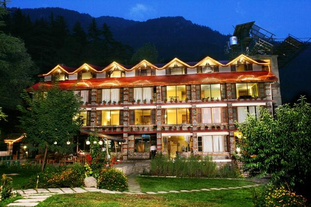 Hotel Citrus Manali Resorts Manali2