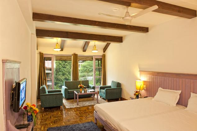 Suite room2 in Citrus Manali Resorts Manali
