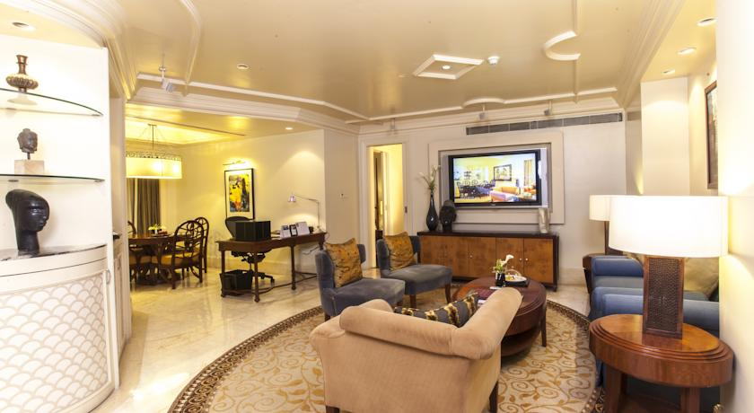 Luxury Suite in The Claridges, New Delhi