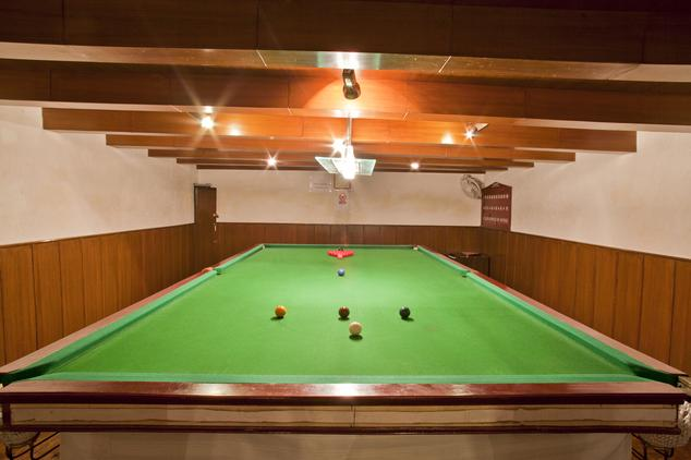 Pool Table in The Naini Retreat