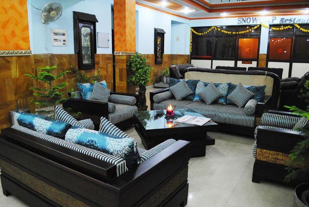 guest room in Clarks Inn Brinjal