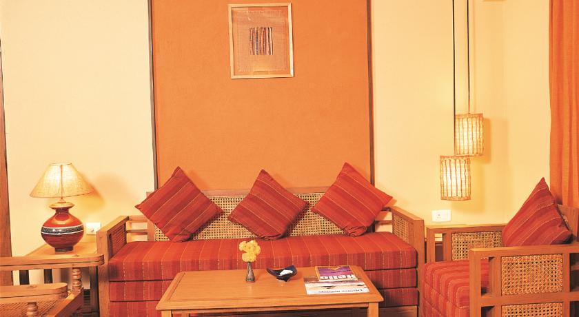 guest room in Hotel Club Mahindra Binsar Valley